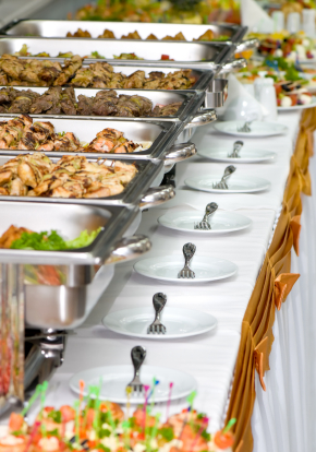 New England BBQ Weddings Mixed Grill Buffet Cookout